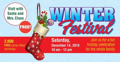 Winter Festival at the Landing at Tradition