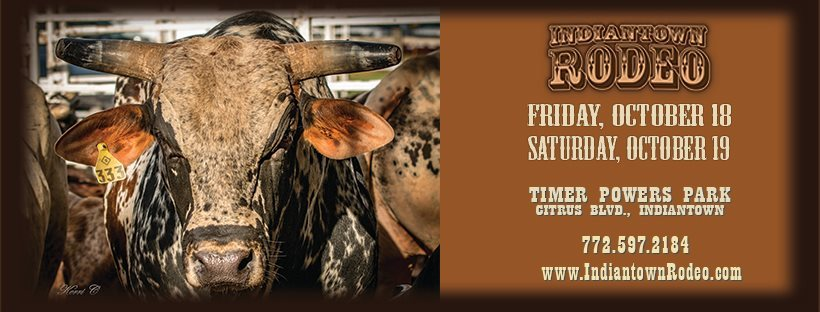 Indiantown Rodeo at Timer Powers Park