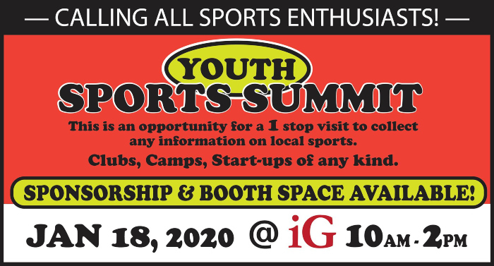 3rd Annual Youth Sports Summit at Indian River County IG Center