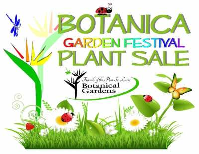 Botanica Garden Festival & Plant Sale at the PSL Botanical Gardens