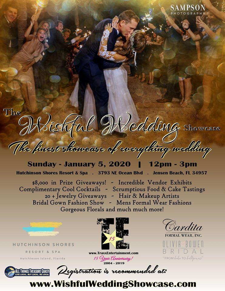 The Wishful Wedding Showcase at Hutchinson Shores Resort & Spa