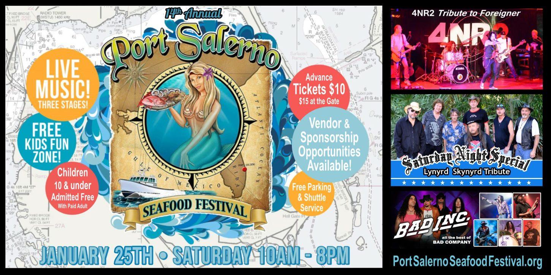 Port Salerno Seafood Festival