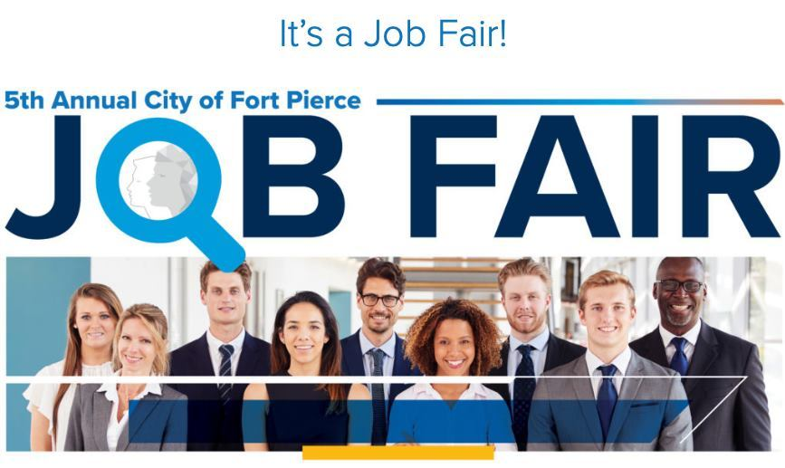CareerSource Research Coast's 5th Annual City of Fort Pierce Job Fair