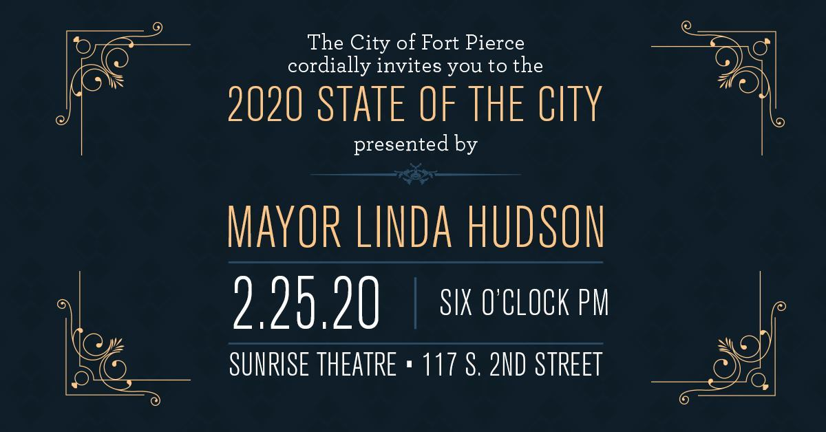 State of the City by Mayor Linda Hudson