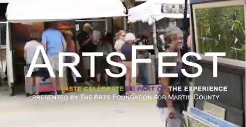 ArtsFest at Stuart Memorial Park