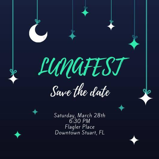 LUNAFEST presented by Junior League of Martin County at IPR at Flagler Place