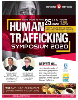 Stop Human Trafficking - Human Trafficking Symposium