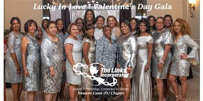 Lucky In Love- A Valentine's Gala at the Santa Lucia River Club At Ballantrae