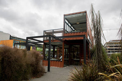 The Benefits Of A Shipping Container Home