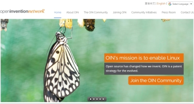 Open Invention Network (OIN)
