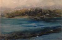 "Santa Rosa Creek - 48"" x 72"""