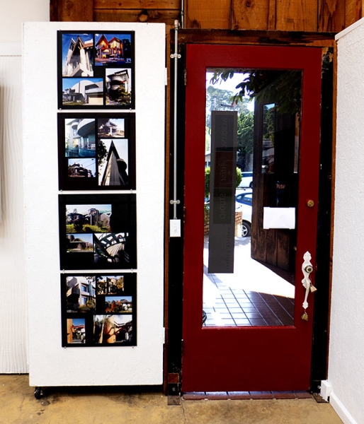 We also displayed some pictures of Marshall's architecture