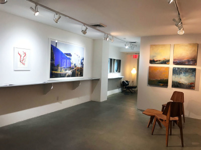 Color of Thought - pre-opening