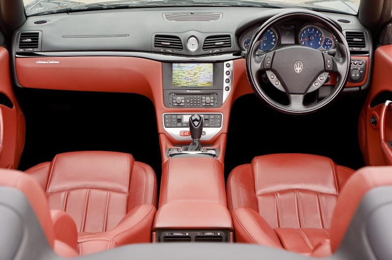 What You Ought To Know About Leather Car Interiors