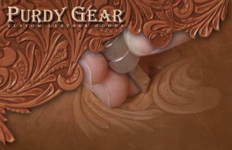 Custom Leather Holster | Purdy Gear - Contact Us!