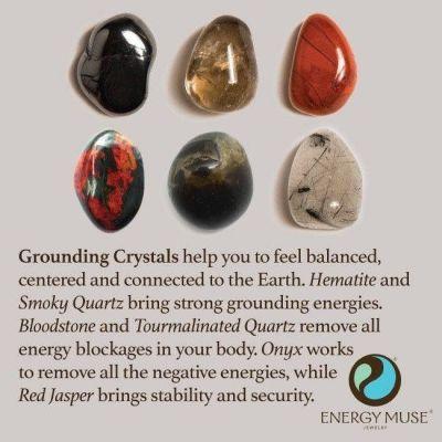 Grounding Stones