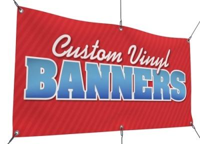 Vinyl Banner (13oz.)