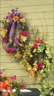 Customized Wreaths