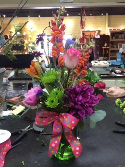 Mixed Arrangement