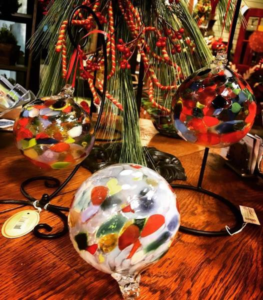 James Hayes Customizable Ornaments