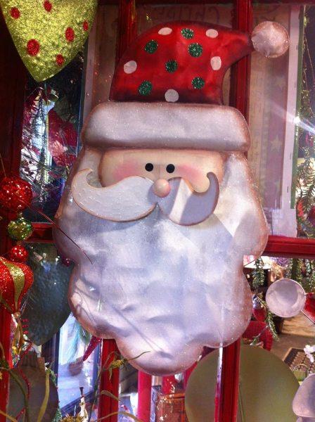 Santa Door Piece