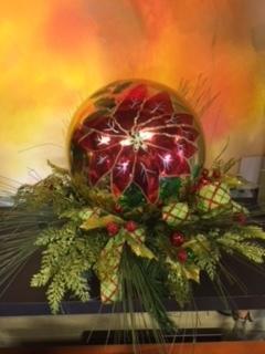 Big Ornament Arrangement