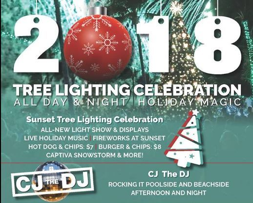2018 TWEEN WATERS TREE LIGHTING CELEBRATION