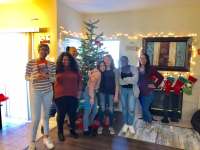 ABC 123 CF  Youth Group Home Visit