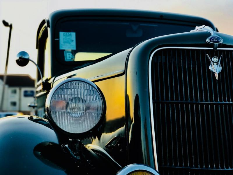 Classic Ford Restoration Services and Shops
