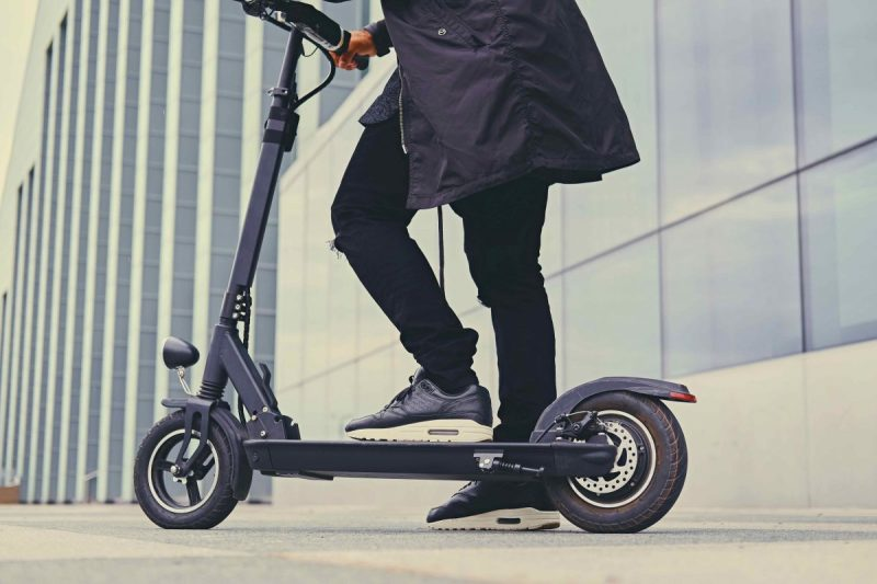 Benefits Of Folding Electric Scooters