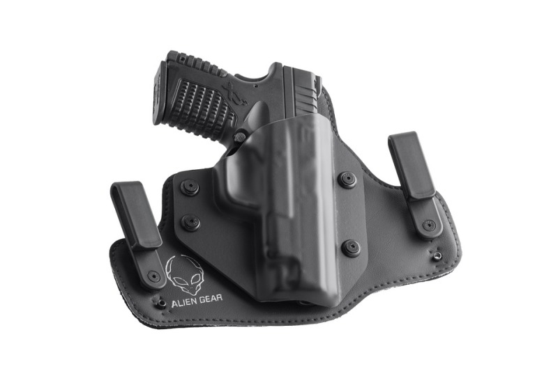 Getting Your Own IWB Holster