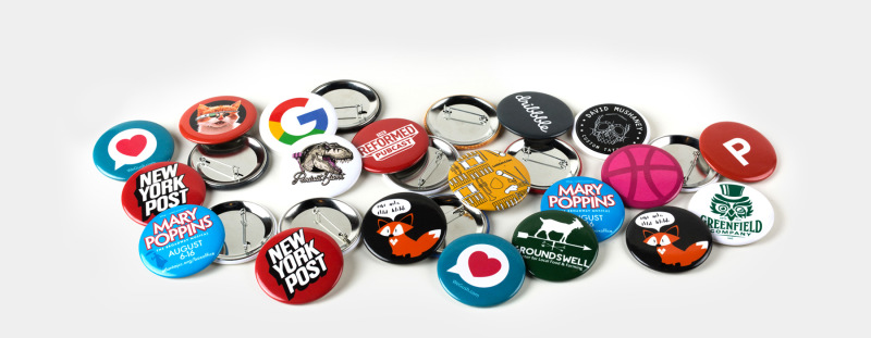 Quality Pins and Buttons