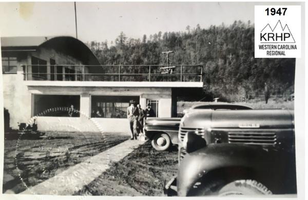 The begining 1947
