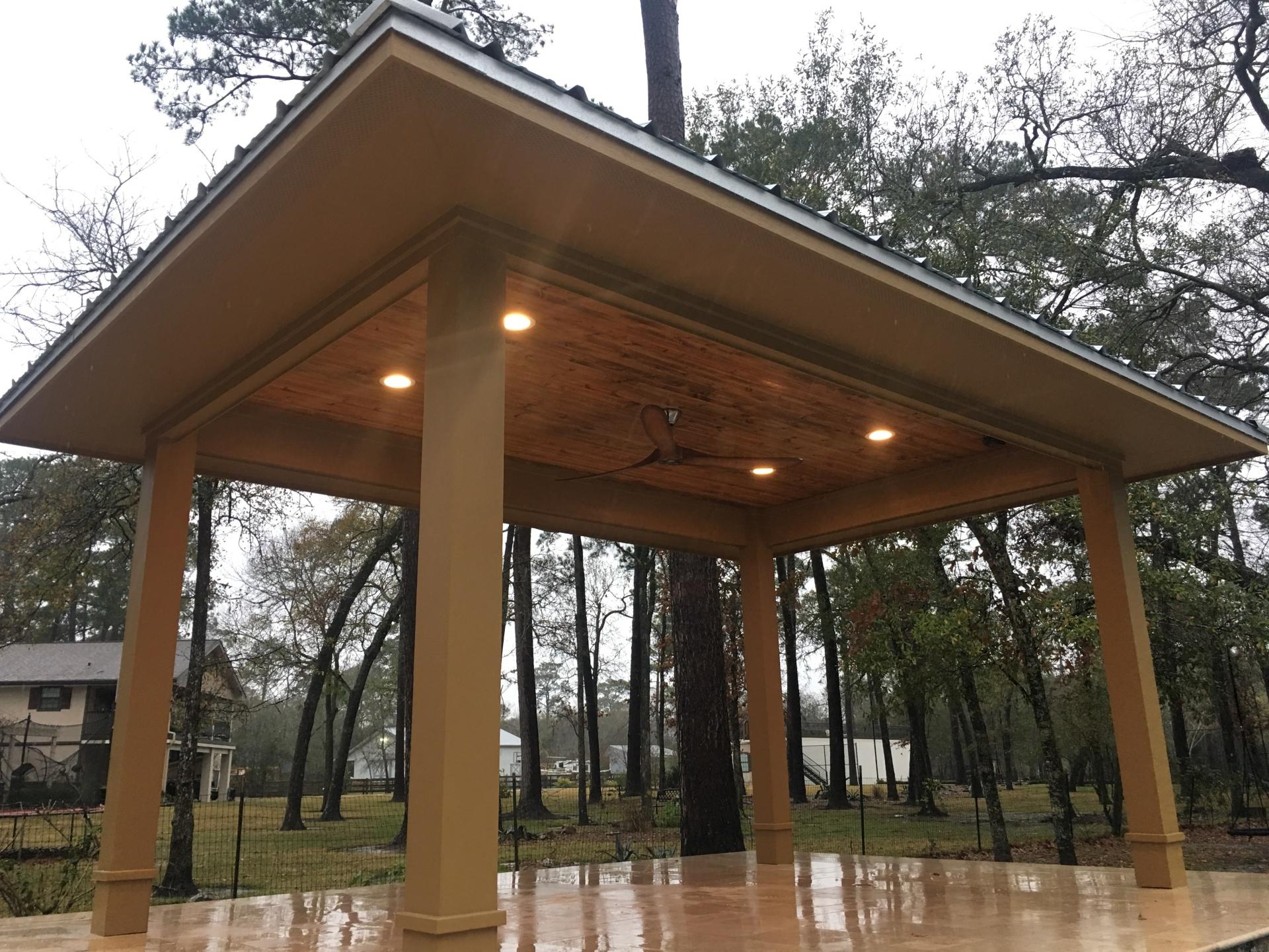 Free Standing Pavilion