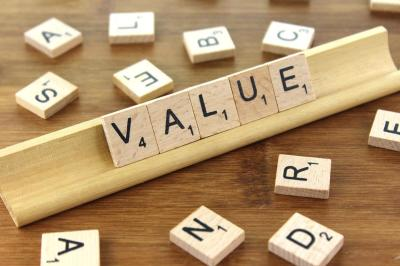 Showing Your Value