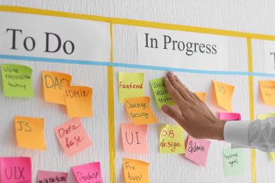 Project Management & Methodology - Logical Performance