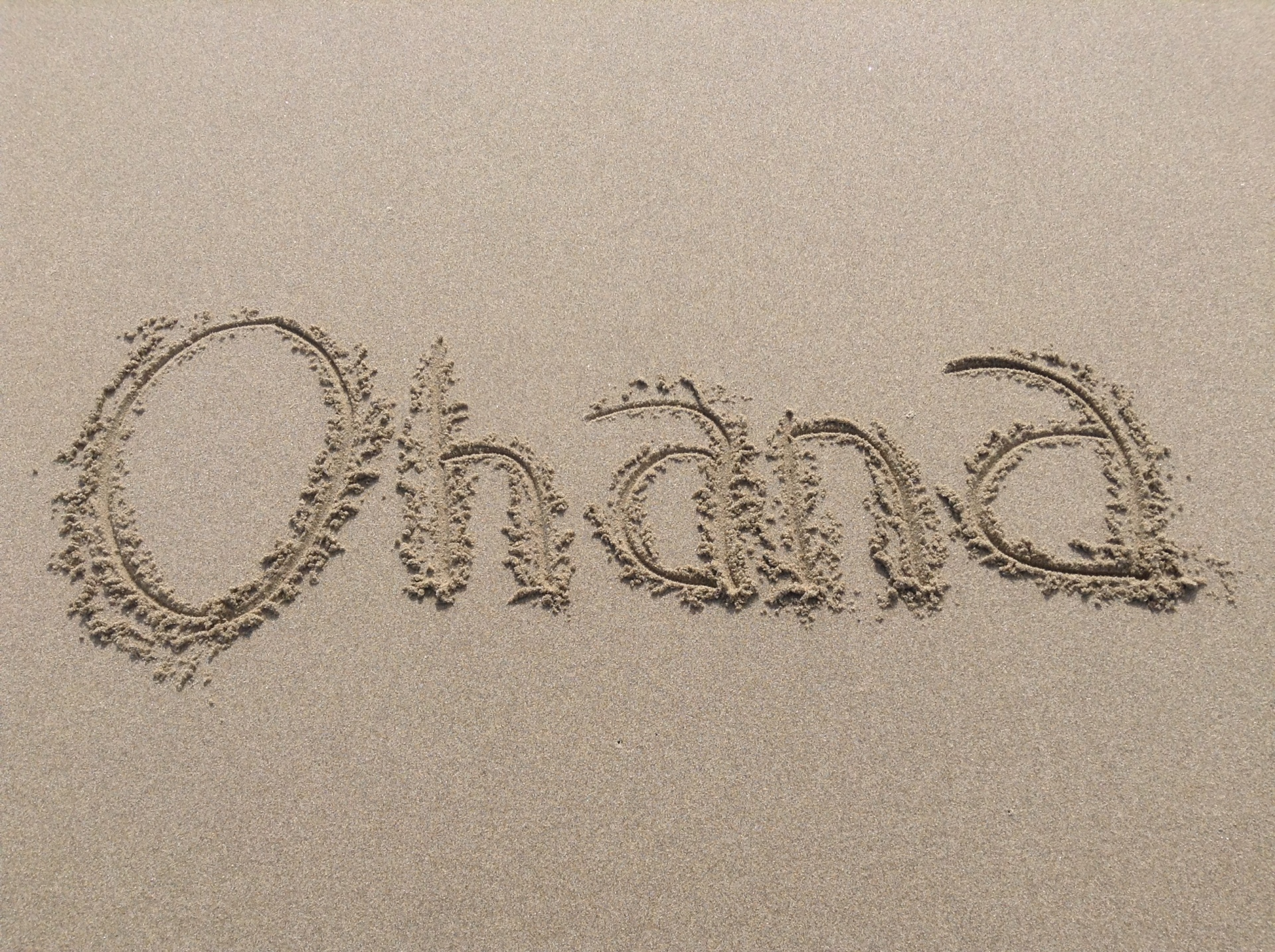 Join the Ohana