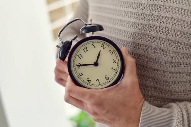 Eliminate Daylight Saving Time