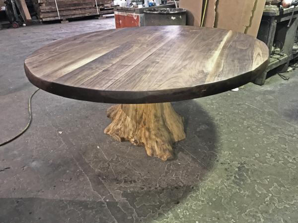 American Black Walnut Table