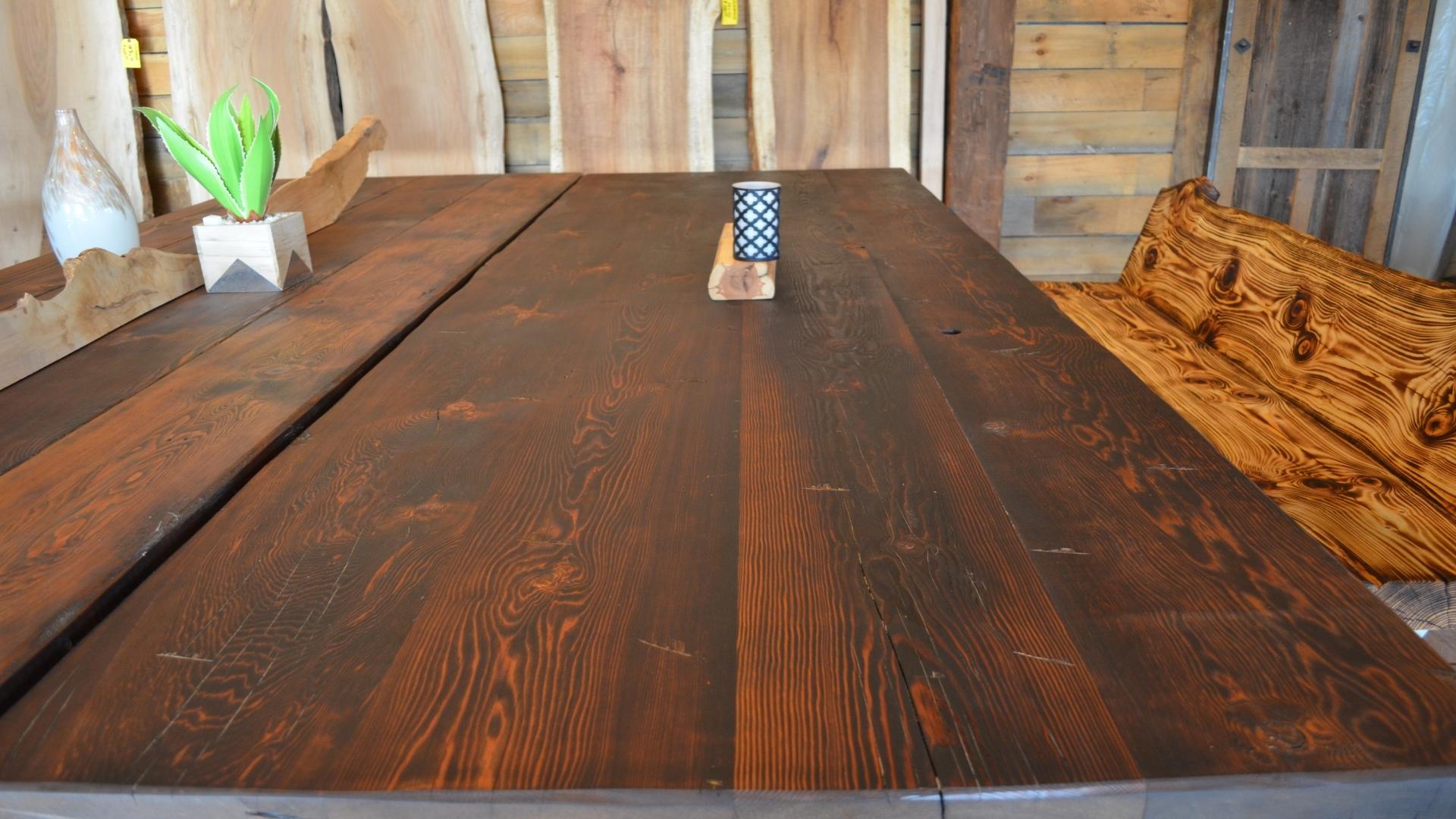 Reclaimed Doug Fir Table