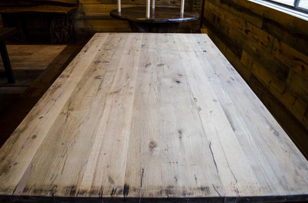 Reclaimed Quartered White Oak