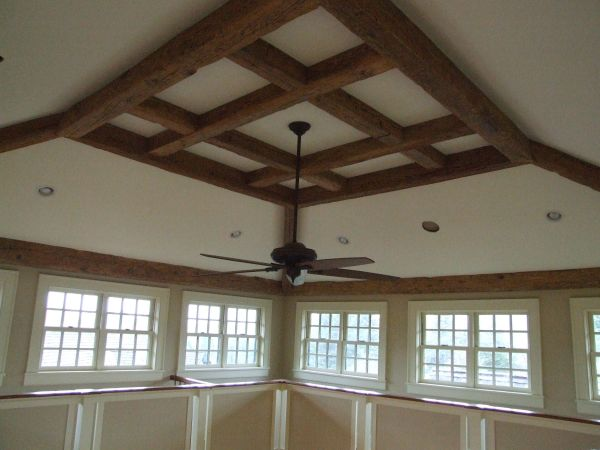 Reclaimed/Antique Beams