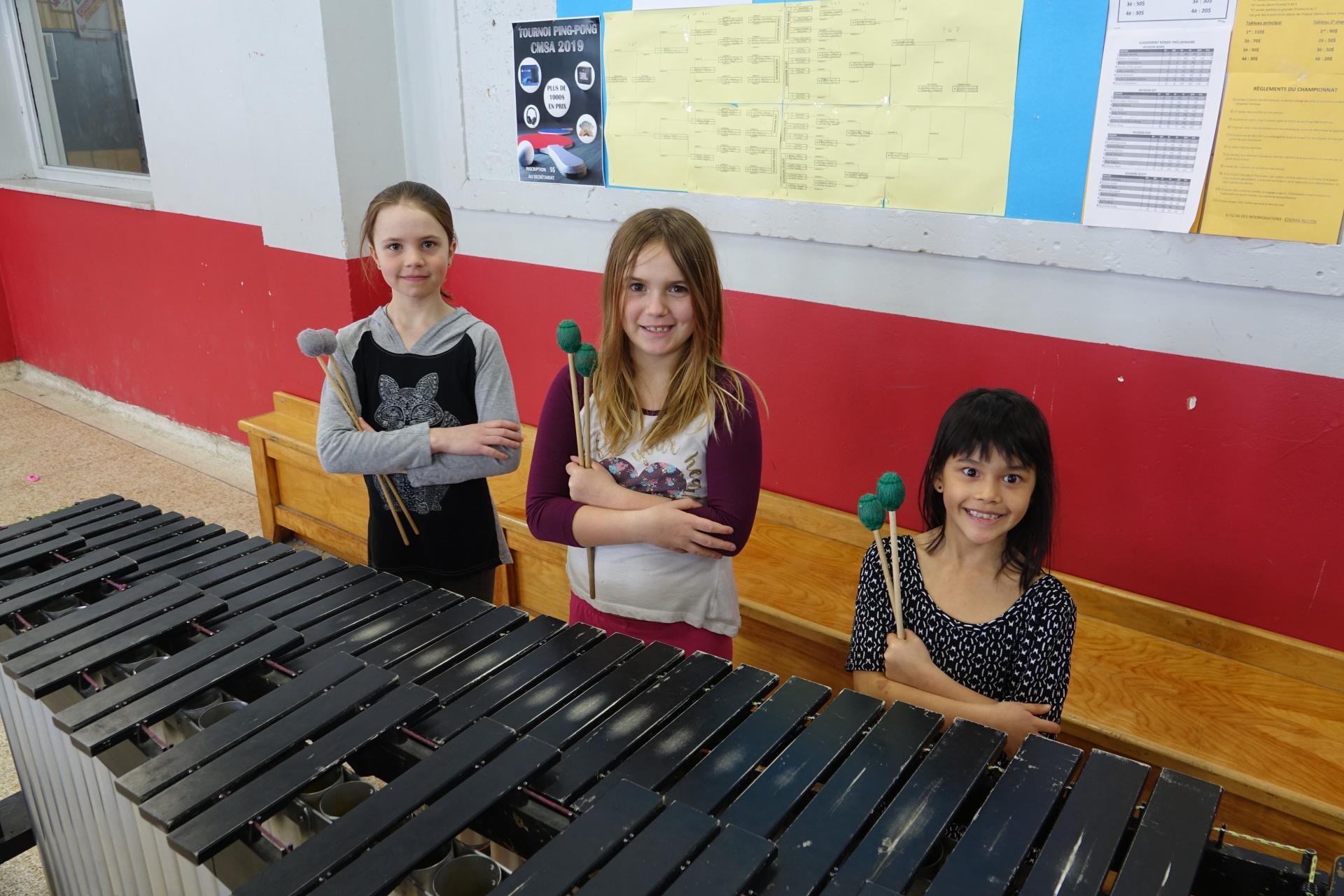 Les Xylophones