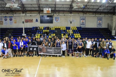 ONE IN CHRIST BASKETBALL LEAGUE