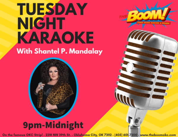 Tuesday Night Karaoke