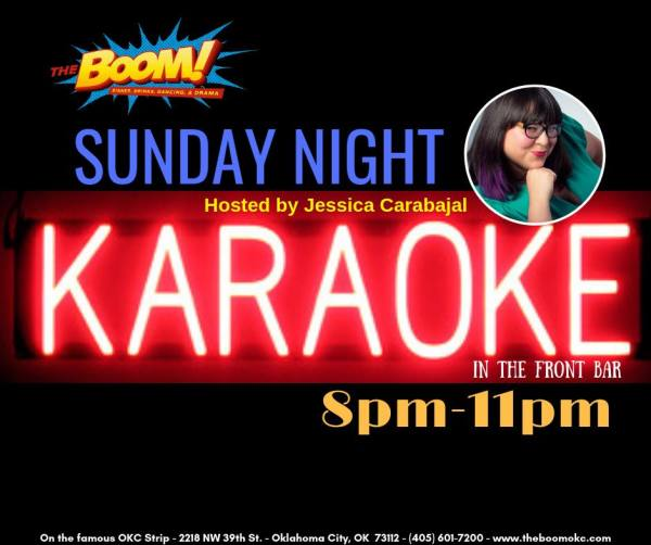 SUNDAY NIGHT KARAOKE