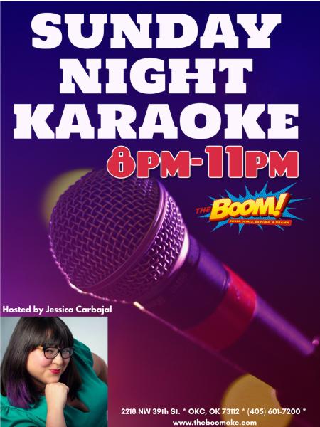 Sunday Night Karaoke