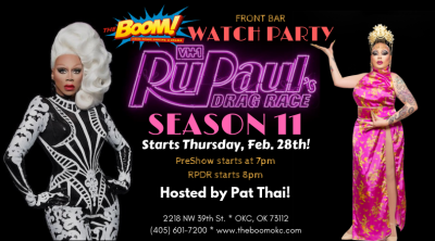 RuPaul's Drag Race Season 11 Watch Party