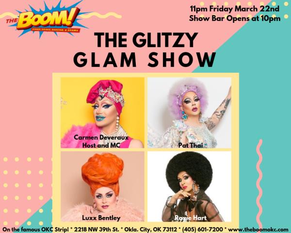 The Glitzy Glam Show