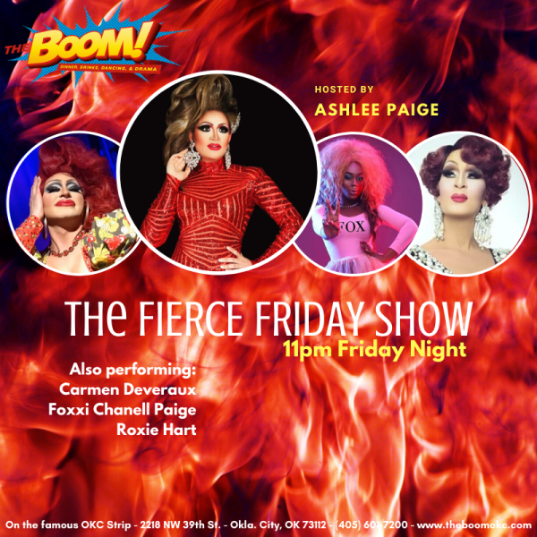The Fierce Friday Show